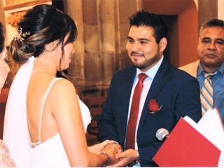 La boda de Pamela y Fidel 3