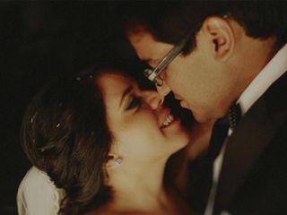 La boda de Georgina y Roberto
