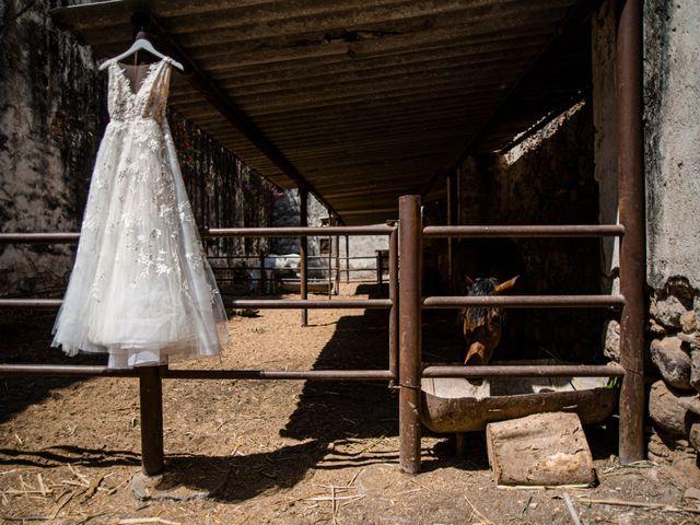 La boda de Christian y Fahrünnisa en Amacuzac, Morelos 1