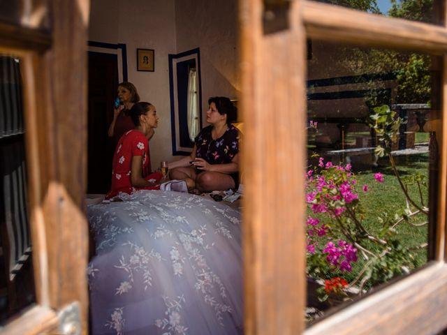 La boda de Christian y Fahrünnisa en Amacuzac, Morelos 11