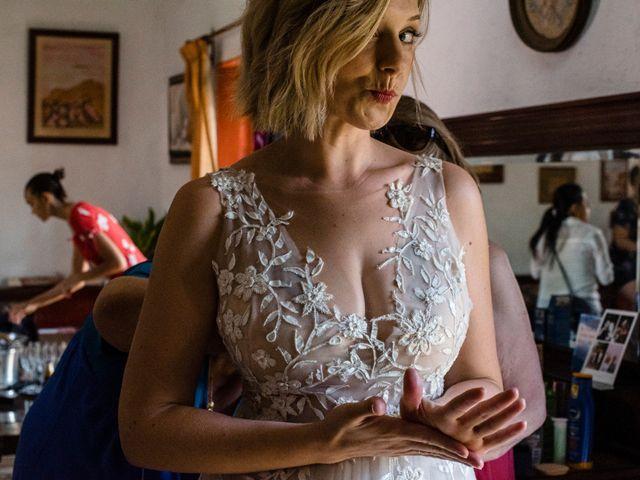 La boda de Christian y Fahrünnisa en Amacuzac, Morelos 19