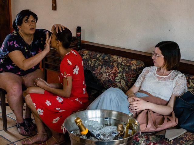 La boda de Christian y Fahrünnisa en Amacuzac, Morelos 20