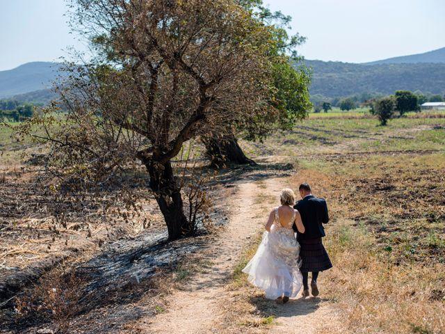 La boda de Christian y Fahrünnisa en Amacuzac, Morelos 34