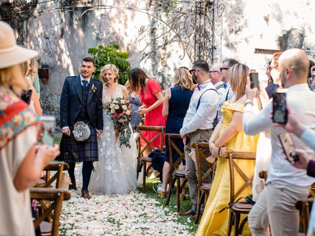 La boda de Christian y Fahrünnisa en Amacuzac, Morelos 39