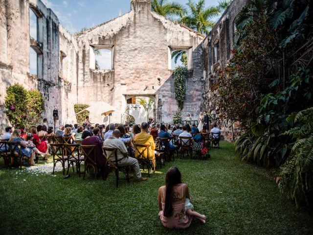 La boda de Christian y Fahrünnisa en Amacuzac, Morelos 40