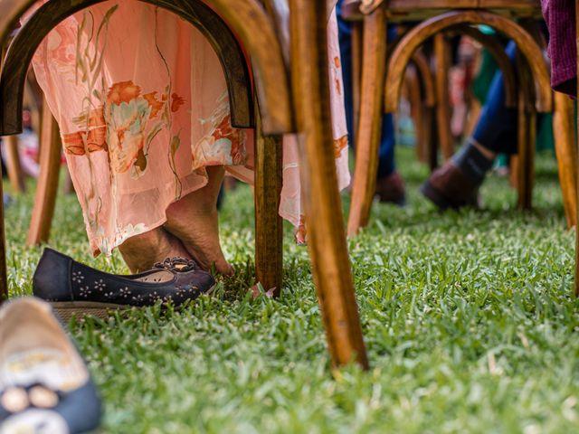 La boda de Christian y Fahrünnisa en Amacuzac, Morelos 42