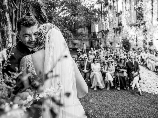 La boda de Christian y Fahrünnisa en Amacuzac, Morelos 45