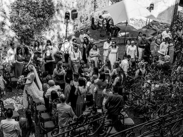 La boda de Christian y Fahrünnisa en Amacuzac, Morelos 56