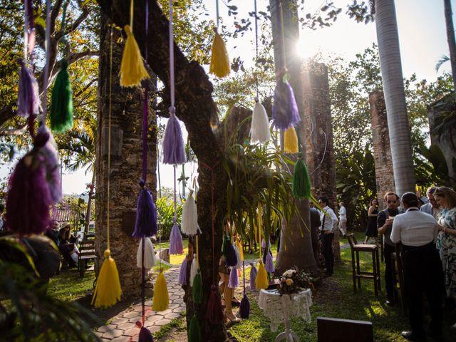 La boda de Christian y Fahrünnisa en Amacuzac, Morelos 57