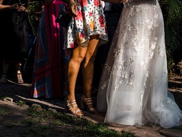 La boda de Christian y Fahrünnisa en Amacuzac, Morelos 63