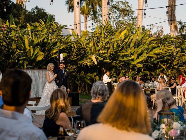 La boda de Christian y Fahrünnisa en Amacuzac, Morelos 69