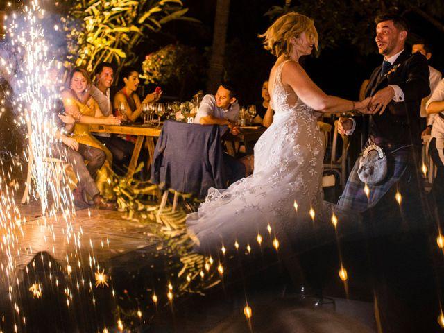 La boda de Christian y Fahrünnisa en Amacuzac, Morelos 75