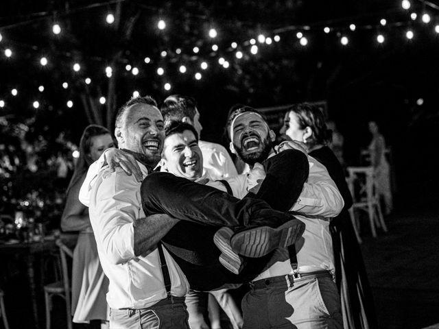 La boda de Christian y Fahrünnisa en Amacuzac, Morelos 81