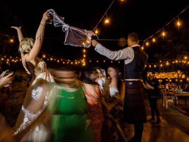 La boda de Christian y Fahrünnisa en Amacuzac, Morelos 84