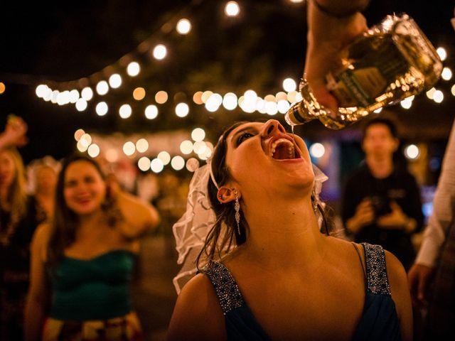 La boda de Christian y Fahrünnisa en Amacuzac, Morelos 86