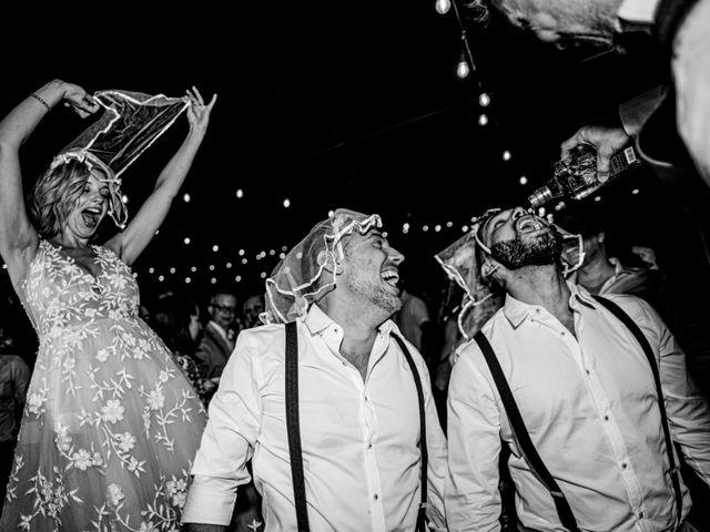 La boda de Christian y Fahrünnisa en Amacuzac, Morelos 91