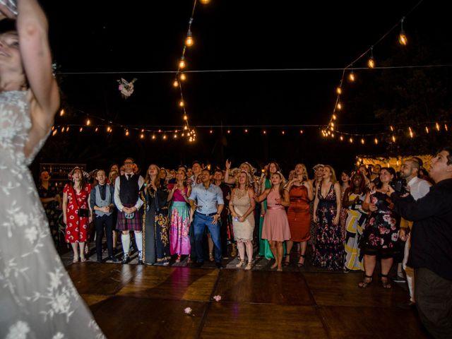 La boda de Christian y Fahrünnisa en Amacuzac, Morelos 95