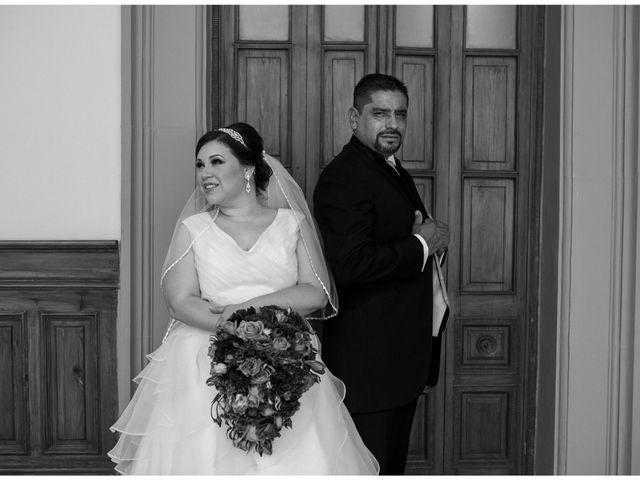 La boda de Violeta y Roberto