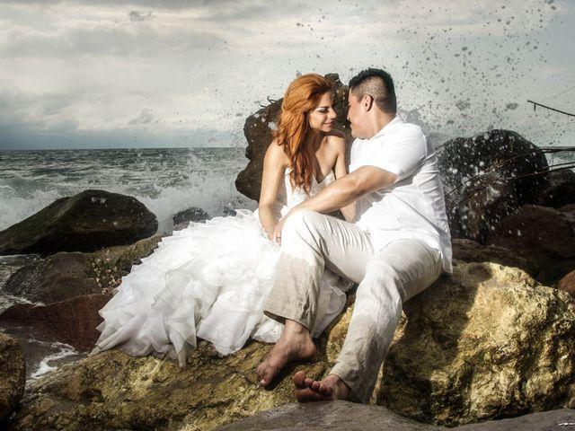 La boda de Sarahí y Gabriel