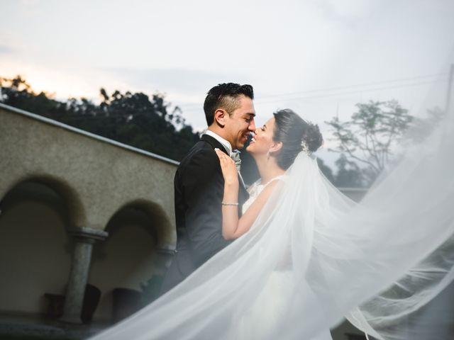 La boda de Karen y Alex