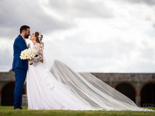 La boda de Paola y Víctor