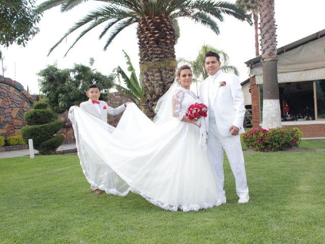La boda de Andrea y Lorenzo