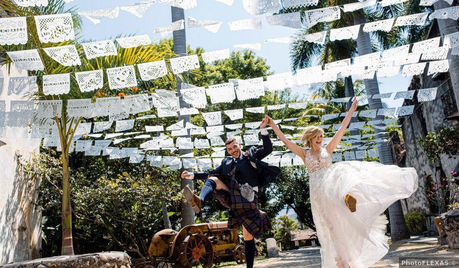 La boda de Christian y Fahrünnisa en Amacuzac, Morelos