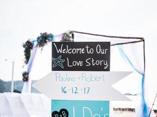 La boda de Rob y Pau 1