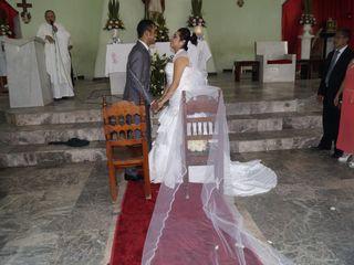 La boda de Cristian y Nayeli 1