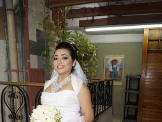 La boda de Cristian y Nayeli 2