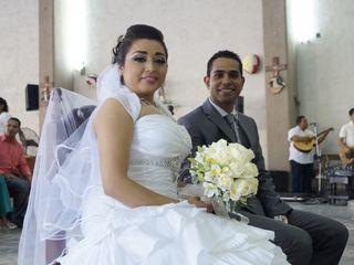 La boda de Cristian y Nayeli