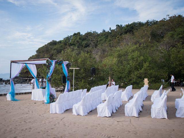 La boda de Pau y Rob en Ixtapa Zihuatanejo, Guerrero 2