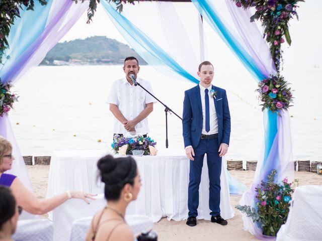 La boda de Pau y Rob en Ixtapa Zihuatanejo, Guerrero 5
