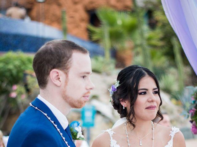 La boda de Pau y Rob en Ixtapa Zihuatanejo, Guerrero 10
