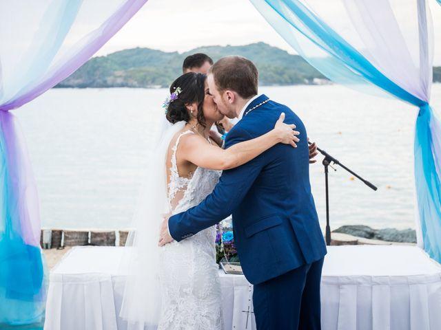 La boda de Pau y Rob en Ixtapa Zihuatanejo, Guerrero 14