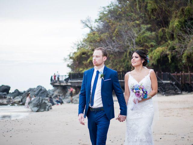 La boda de Pau y Rob en Ixtapa Zihuatanejo, Guerrero 16