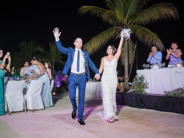 La boda de Pau y Rob en Ixtapa Zihuatanejo, Guerrero 31