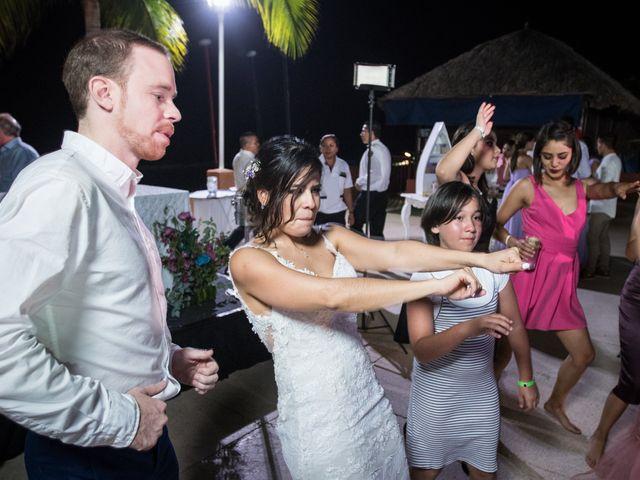 La boda de Pau y Rob en Ixtapa Zihuatanejo, Guerrero 36