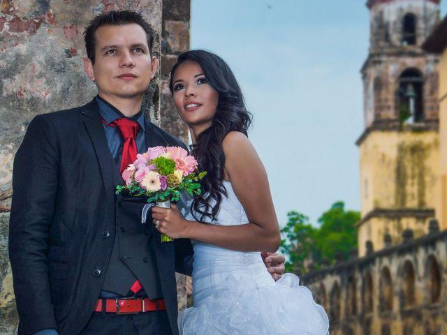 La boda de Cristina y  Omar