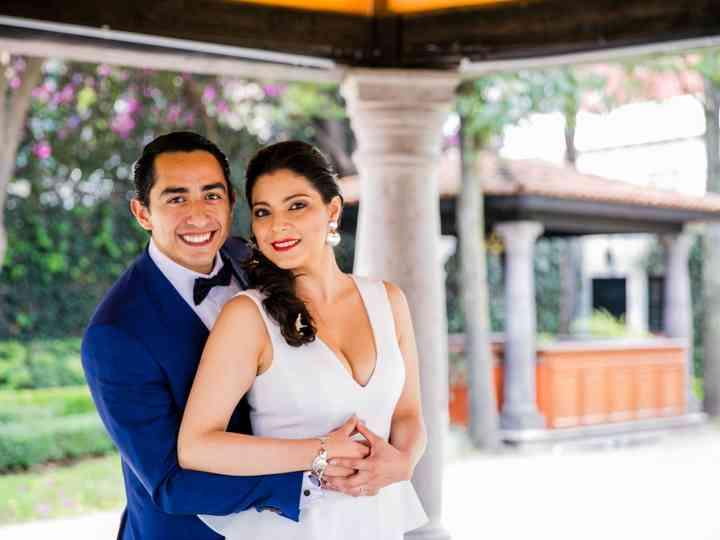 La boda de Kaori y Alejandro