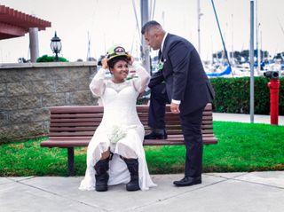 La boda de Marysol y Abel