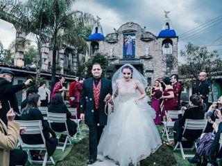 La boda de Becky y Rod