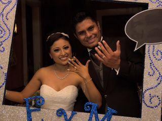 La boda de Mirza y Eduardo