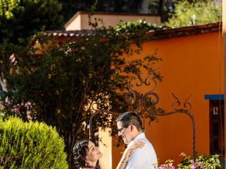 La boda de Esmeralda y Gonzalo 3