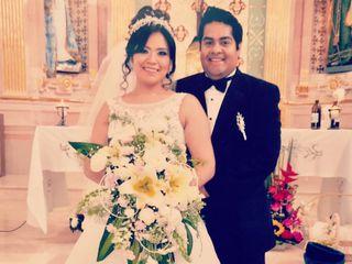 La boda de Fernanda y Juan