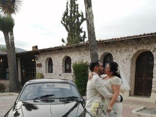 La boda de Luis y Maricarmen