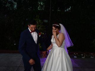 La boda de Jorge y Shantal
