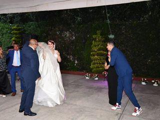 La boda de Jorge y Shantal 3