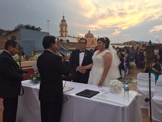 La boda de Tere y Gerardo