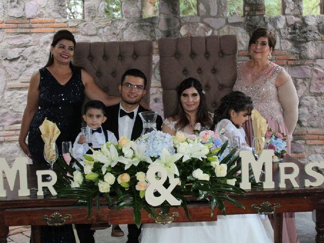 La boda de Melissa y Ricardo